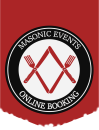Masonic Events & Booking